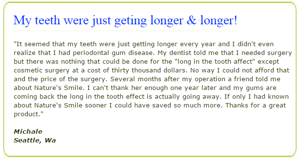 Alternative Treatment For Receding Gums