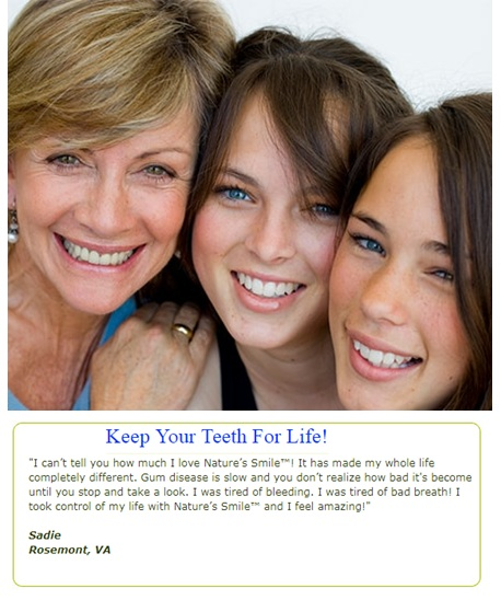 Treatment For Receding Gums Without Surgery